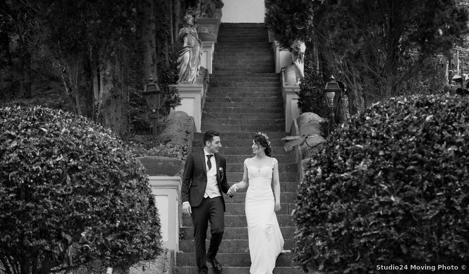 Il matrimonio di Nicola e Concetta a Salerno, Salerno