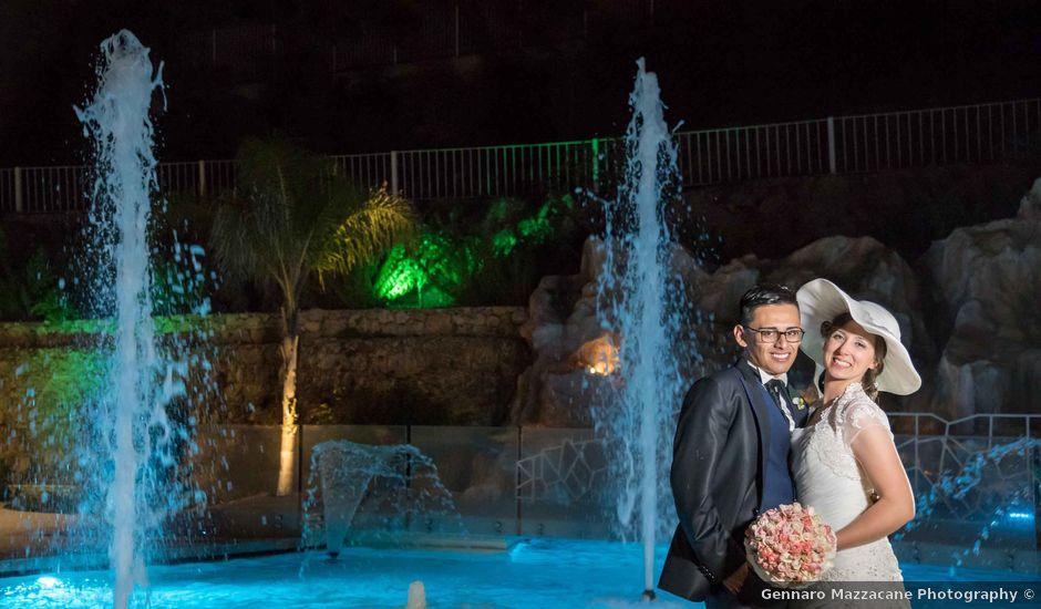 Il matrimonio di Jose Luis e Tina a Cesa, Caserta