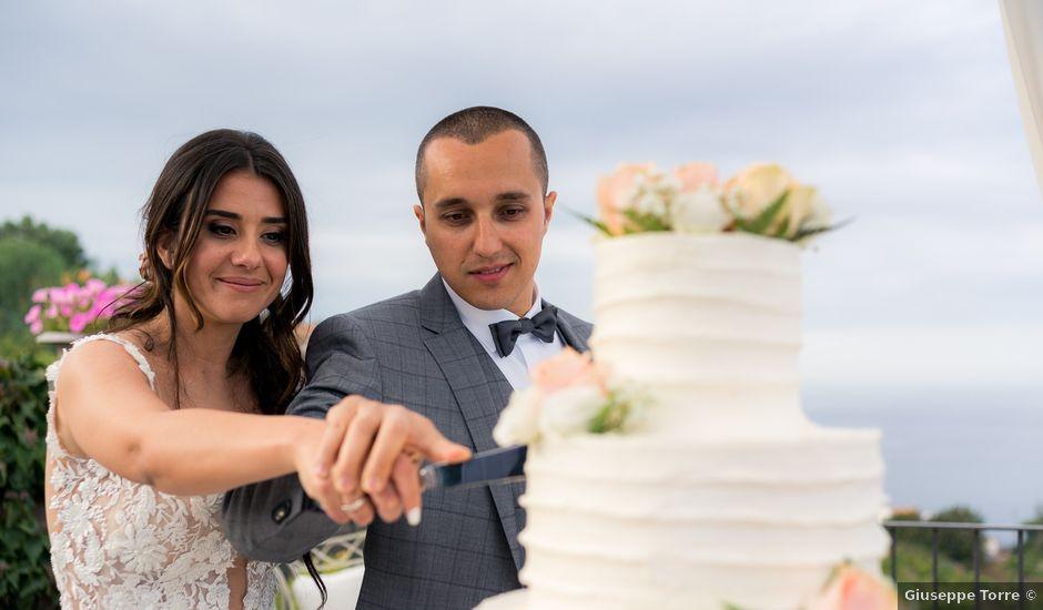 Il matrimonio di Francesco e Federica a Acireale, Catania
