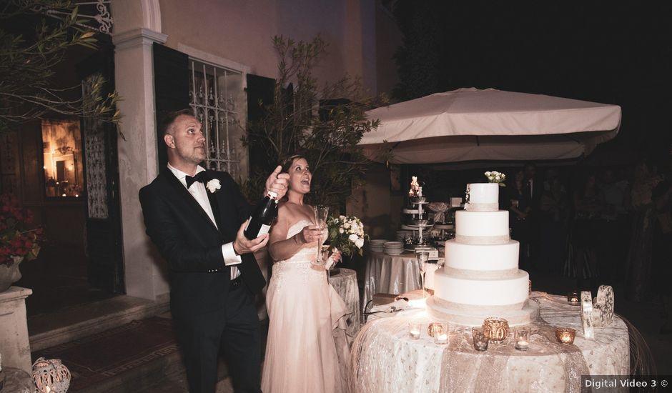 Il matrimonio di Giulio e Maura a Cavarzere, Venezia
