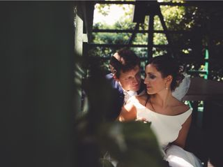 Le nozze di Iris e Enrico