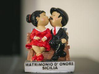 Le nozze di Sarah e Gianluca 1
