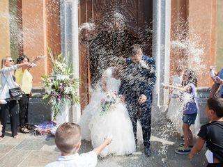 Le nozze di Ilaria e Angelo