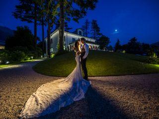 Le nozze di Dominique e Sean