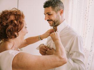 Le nozze di Melania e Alberto 1