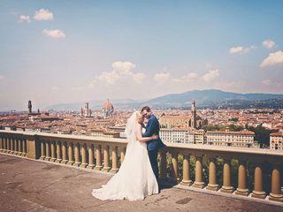 Le nozze di Keely Lawson e Ben Kowalewicz