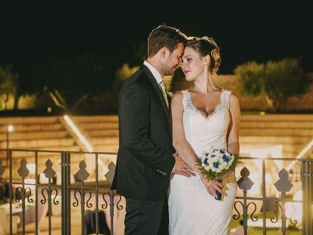 le nozze di Sarah e Gianluca