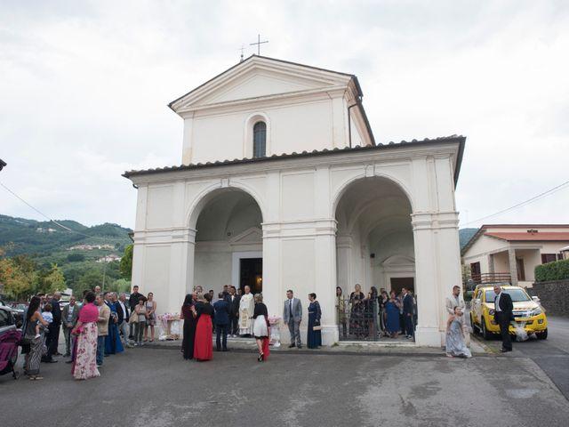Il matrimonio di Filippo e Michela a Pistoia, Pistoia 7