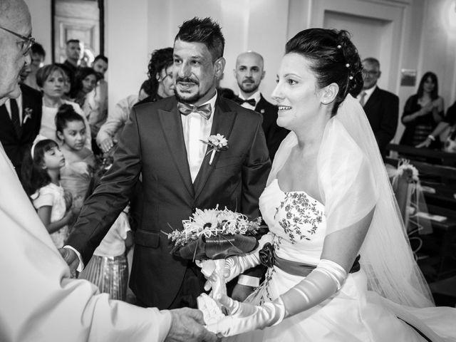Il matrimonio di Filippo e Michela a Pistoia, Pistoia 27