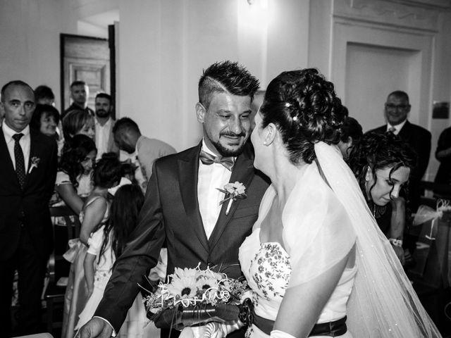 Il matrimonio di Filippo e Michela a Pistoia, Pistoia 28