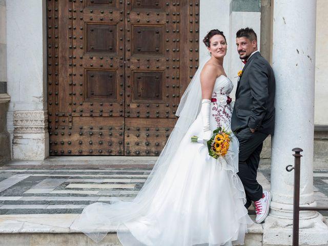 Il matrimonio di Filippo e Michela a Pistoia, Pistoia 33