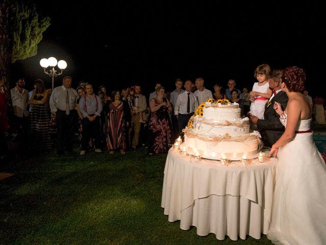 Il matrimonio di Filippo e Michela a Pistoia, Pistoia 41