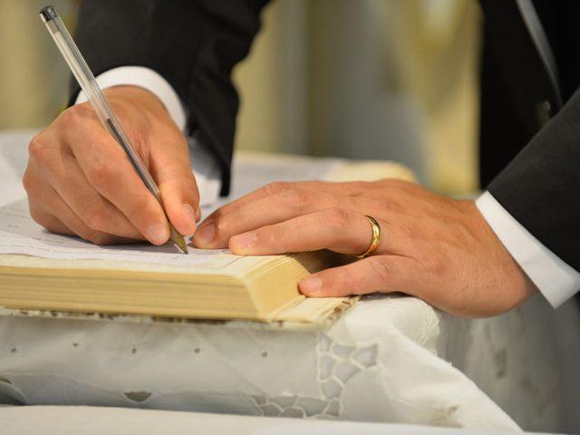 Il matrimonio di giuseppe e gessica a san polo dei for Di giuseppe arredamenti roma