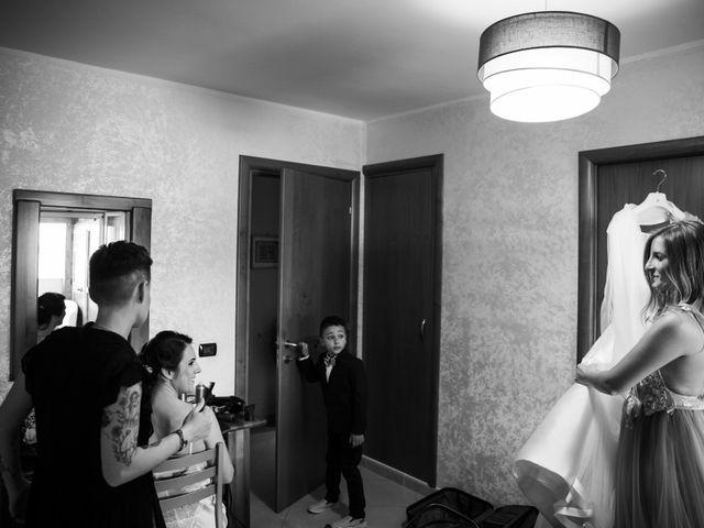 Il matrimonio di Claudio e Federica a Curinga, Catanzaro 12