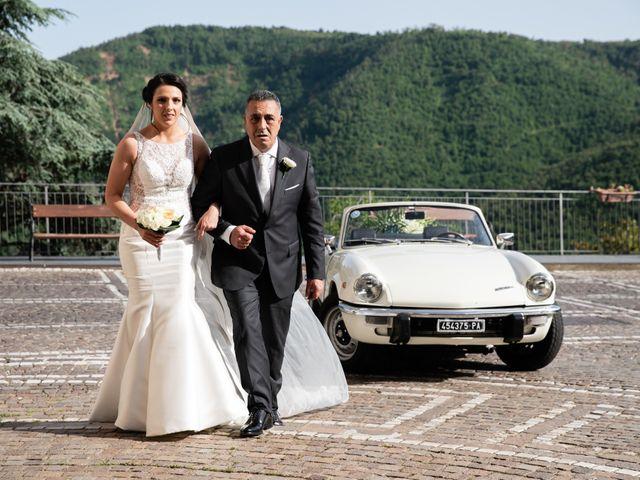Il matrimonio di Claudio e Federica a Curinga, Catanzaro 28