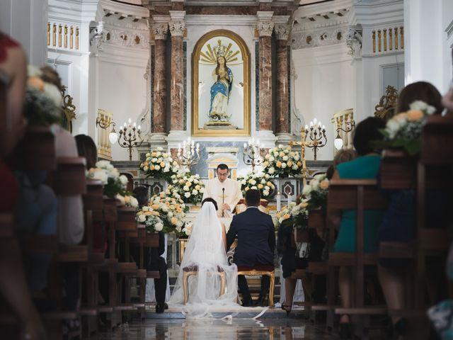 Il matrimonio di Claudio e Federica a Curinga, Catanzaro 31