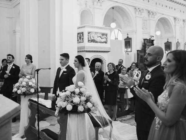 Il matrimonio di Claudio e Federica a Curinga, Catanzaro 36