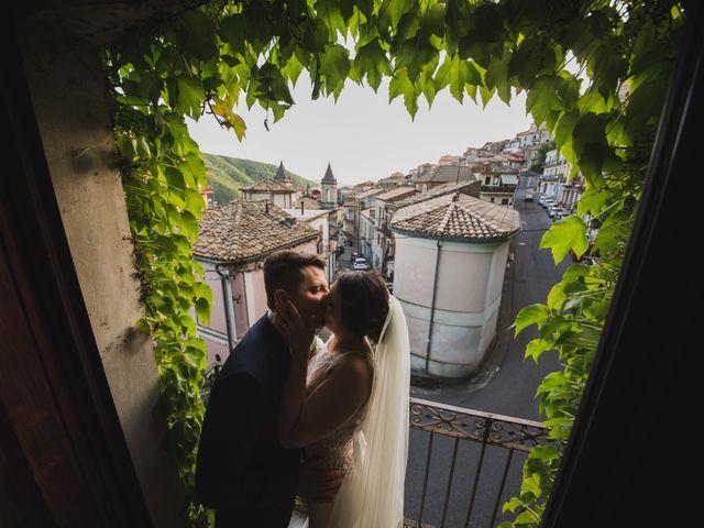 Il matrimonio di Claudio e Federica a Curinga, Catanzaro 41