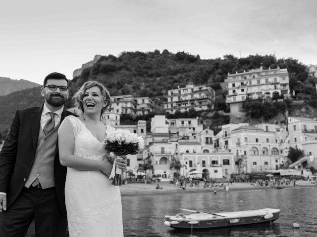 le nozze di Simona e Giancarlo