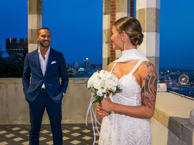 Il matrimonio di Pietro e Sara a Genova, Genova 3