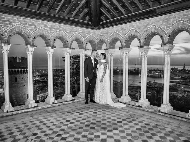Il matrimonio di Pietro e Sara a Genova, Genova 5