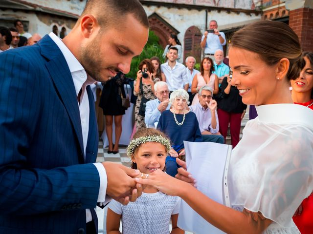 Il matrimonio di Pietro e Sara a Genova, Genova 14