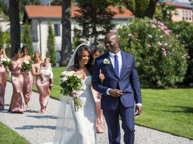 Il matrimonio di Sean e Dominique a Mandello del Lario, Lecco 29