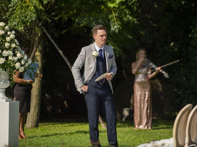 Il matrimonio di Sean e Dominique a Mandello del Lario, Lecco 30