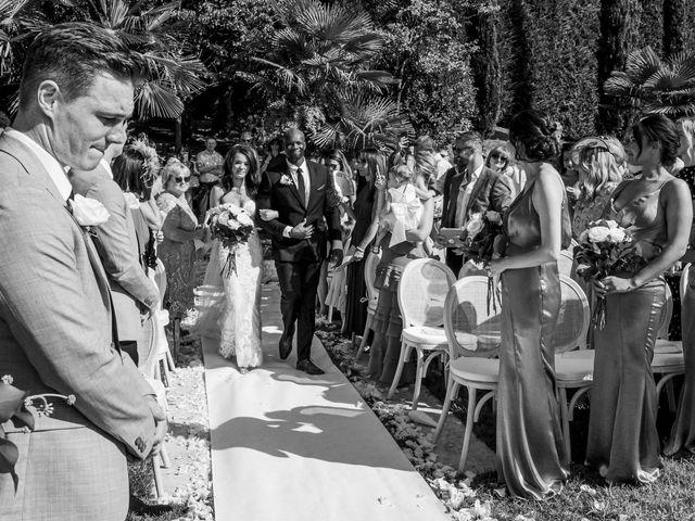 Il matrimonio di Sean e Dominique a Mandello del Lario, Lecco 34