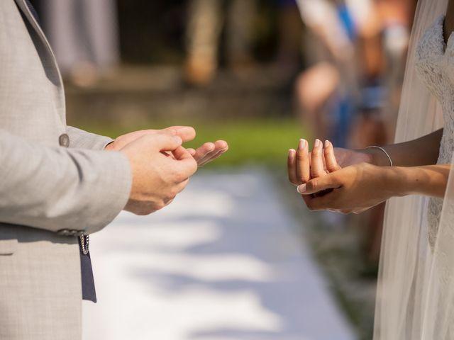 Il matrimonio di Sean e Dominique a Mandello del Lario, Lecco 41
