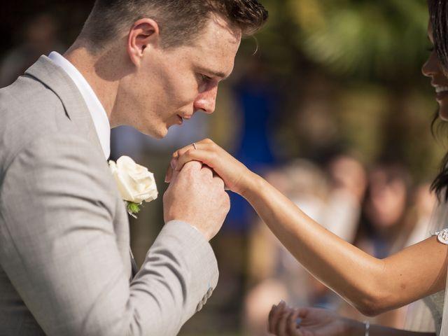 Il matrimonio di Sean e Dominique a Mandello del Lario, Lecco 43