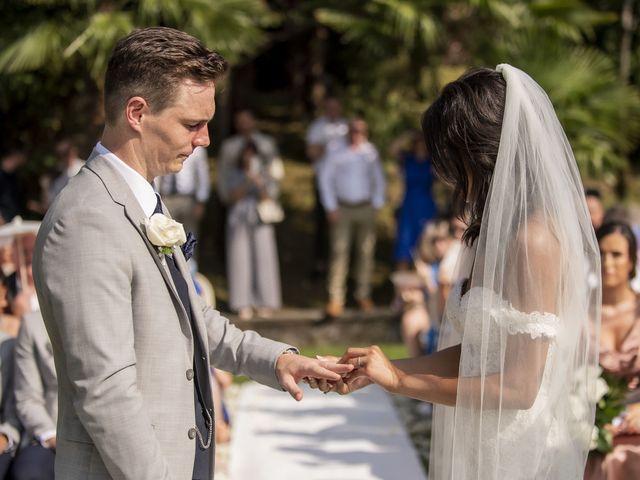 Il matrimonio di Sean e Dominique a Mandello del Lario, Lecco 46