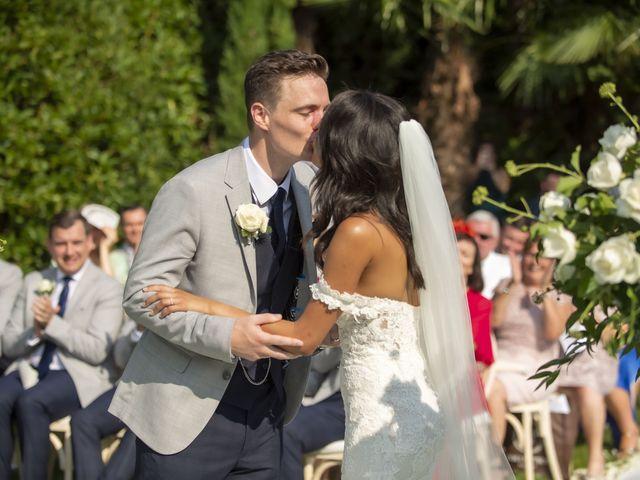 Il matrimonio di Sean e Dominique a Mandello del Lario, Lecco 52