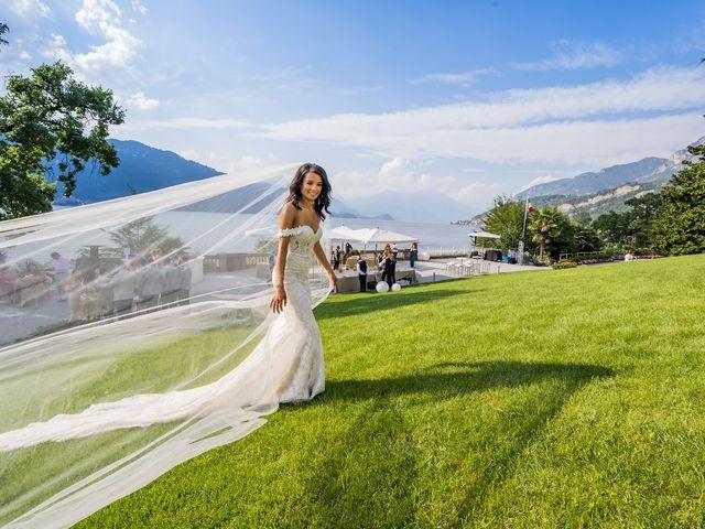 Il matrimonio di Sean e Dominique a Mandello del Lario, Lecco 57