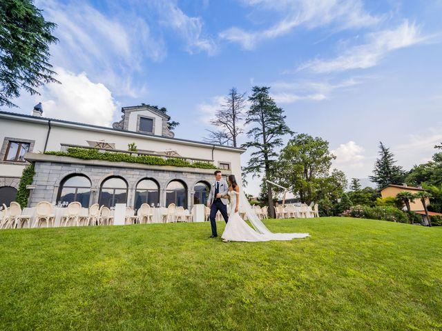Il matrimonio di Sean e Dominique a Mandello del Lario, Lecco 58