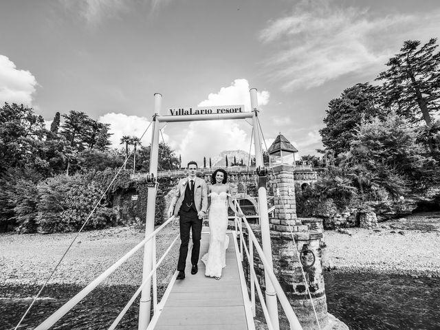 Il matrimonio di Sean e Dominique a Mandello del Lario, Lecco 60