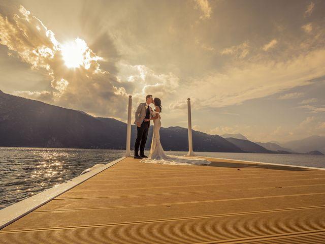 Il matrimonio di Sean e Dominique a Mandello del Lario, Lecco 63