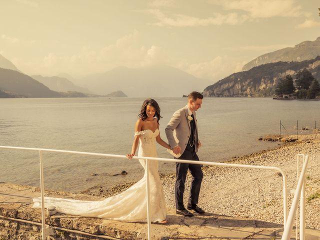 Il matrimonio di Sean e Dominique a Mandello del Lario, Lecco 64