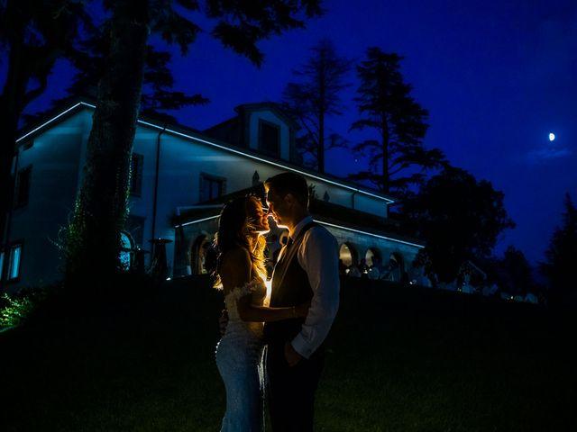 Il matrimonio di Sean e Dominique a Mandello del Lario, Lecco 86