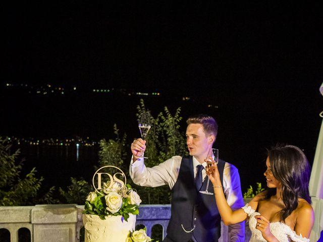 Il matrimonio di Sean e Dominique a Mandello del Lario, Lecco 87