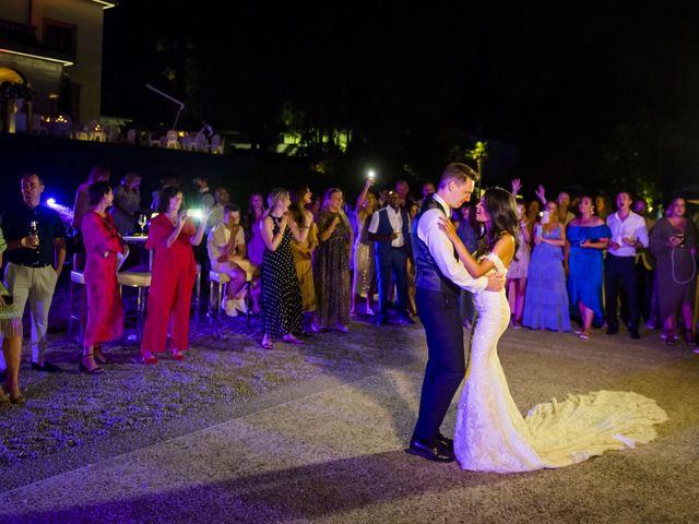 Il matrimonio di Sean e Dominique a Mandello del Lario, Lecco 89