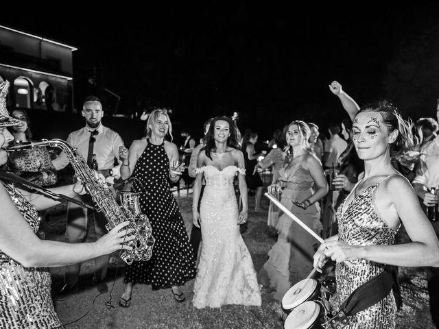 Il matrimonio di Sean e Dominique a Mandello del Lario, Lecco 93