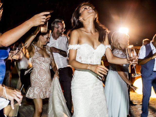 Il matrimonio di Sean e Dominique a Mandello del Lario, Lecco 96