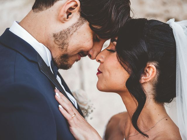 Il matrimonio di Alessandro e Chiara a Civitavecchia, Roma 1
