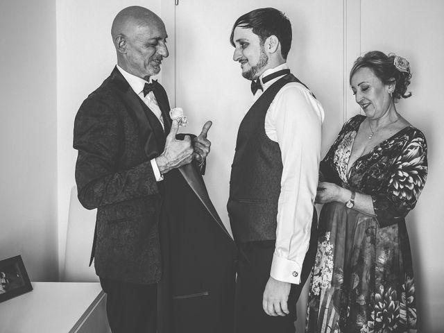 Il matrimonio di Alessandro e Chiara a Civitavecchia, Roma 10