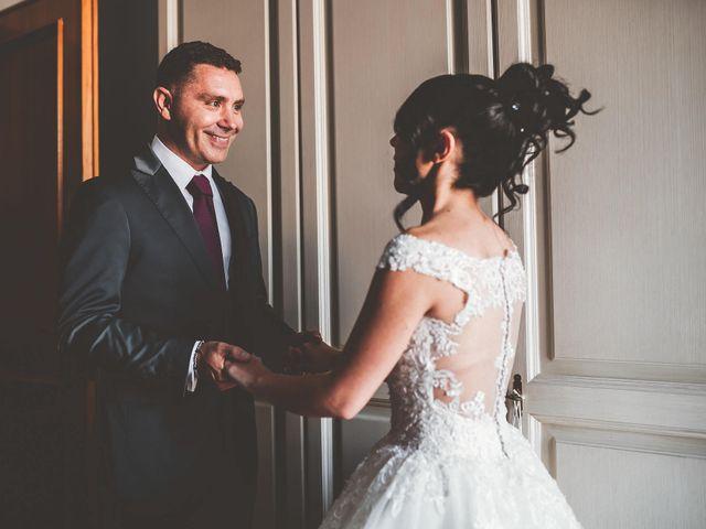 Il matrimonio di Alessandro e Chiara a Civitavecchia, Roma 16