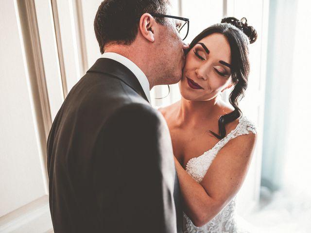 Il matrimonio di Alessandro e Chiara a Civitavecchia, Roma 19