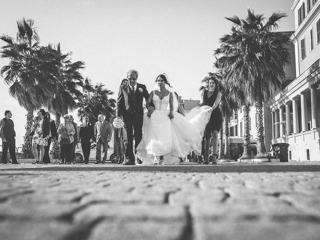 Il matrimonio di Alessandro e Chiara a Civitavecchia, Roma 21