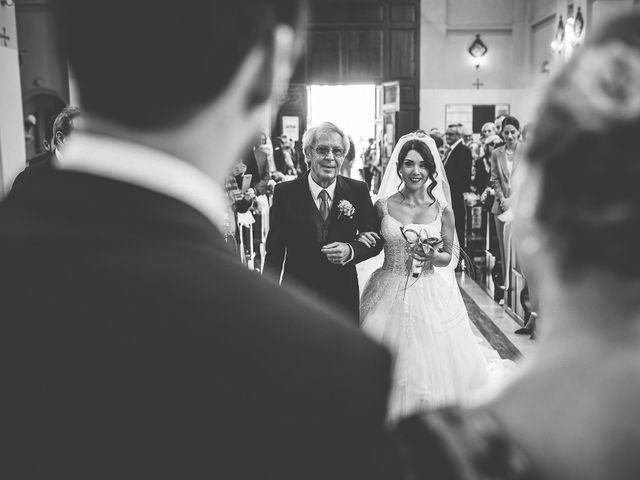 Il matrimonio di Alessandro e Chiara a Civitavecchia, Roma 23