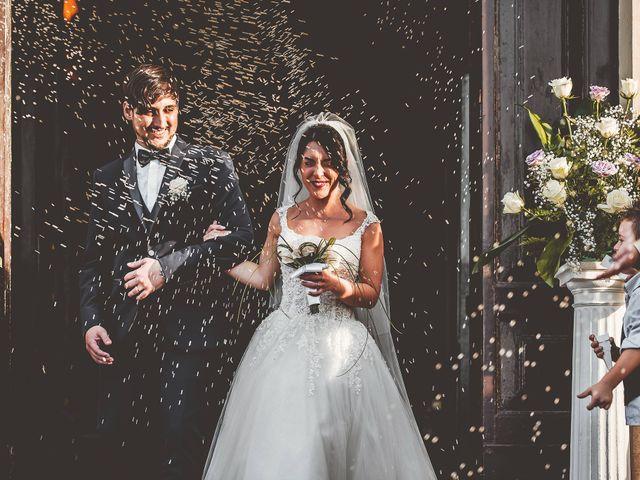 Il matrimonio di Alessandro e Chiara a Civitavecchia, Roma 24